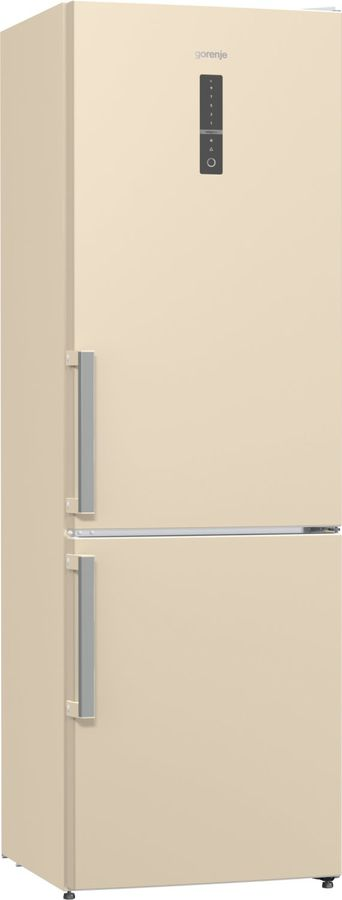 Холодильник GORENJE NRK6192MC,  двухкамерный,  бежевый