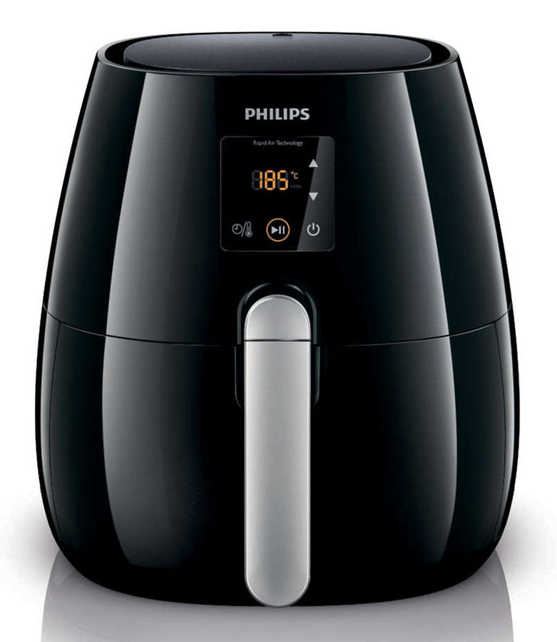 Фритюрница PHILIPS HD9235/20,  черный