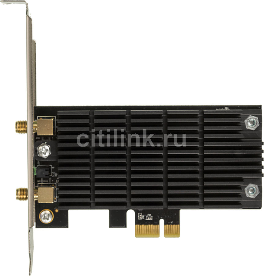 Сетевой адаптер WiFi TP-LINK Archer T6E PCI Express x1