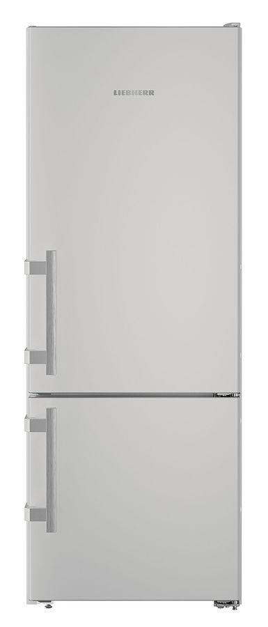Холодильник LIEBHERR CUsl 2915,  двухкамерный, серебристый