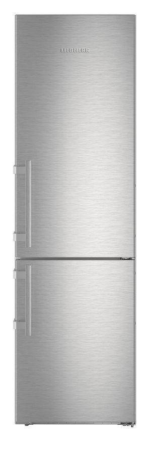 Холодильник LIEBHERR CNef 4815,  двухкамерный, нержавеющая сталь