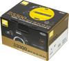 Зеркальный фотоаппарат NIKON D3300 kit ( 18-55mm VR AF-P),  черный вид 11