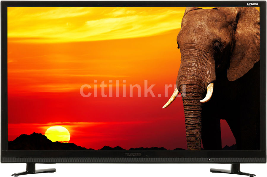 "LED телевизор TELEFUNKEN TF-LED24S27T2  ""R"", 23.6"", HD READY (720p),  черный"