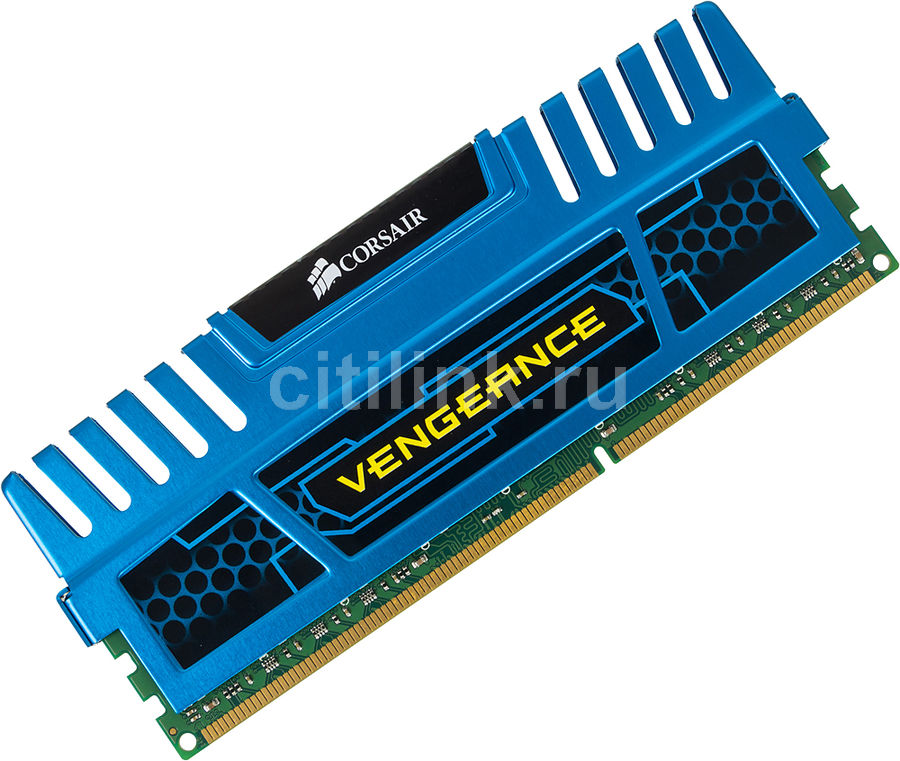 Модуль памяти Corsair Vengeance LED Red DDR4 DIMM 2666MHz PC4-21300 CL16 - 16Gb KIT (2x8Gb) CMU16GX4M2A2666C16R
