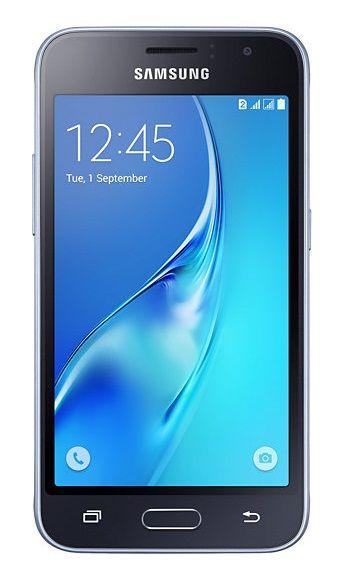 Смартфон SAMSUNG Galaxy J1 (2016) SM-J120F  черный