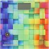 Напольные весы REDMOND RS-708, цвет: белый/кубики