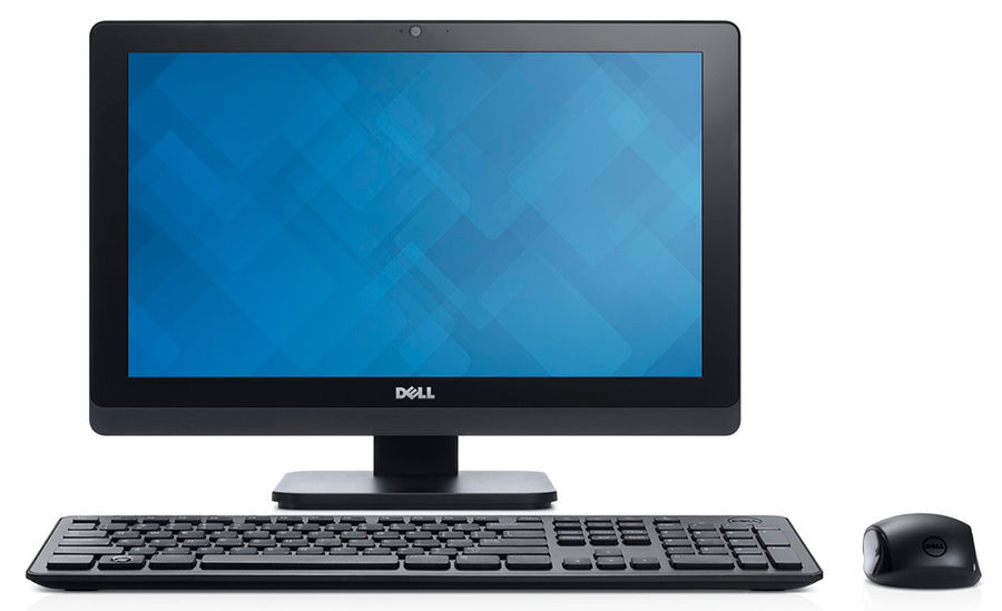Моноблок DELL Optiplex 3240, Intel Core i5 6500, 8Гб, 500Гб, Intel HD Graphics 530, DVD-RW, Windows 7 Professional, черный [3240-0004]