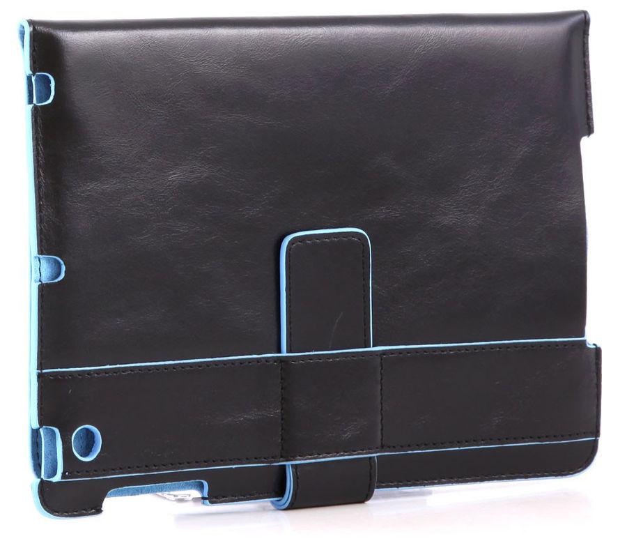 Чехол для планшета Piquadro Blue Square AC2976B2/N черный натур.кожа