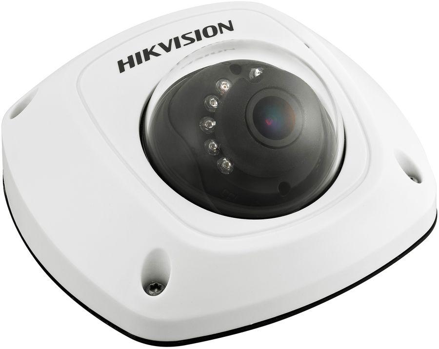 Видеокамера IP HIKVISION DS-2CD2522FWD-IS,  4 мм,  белый