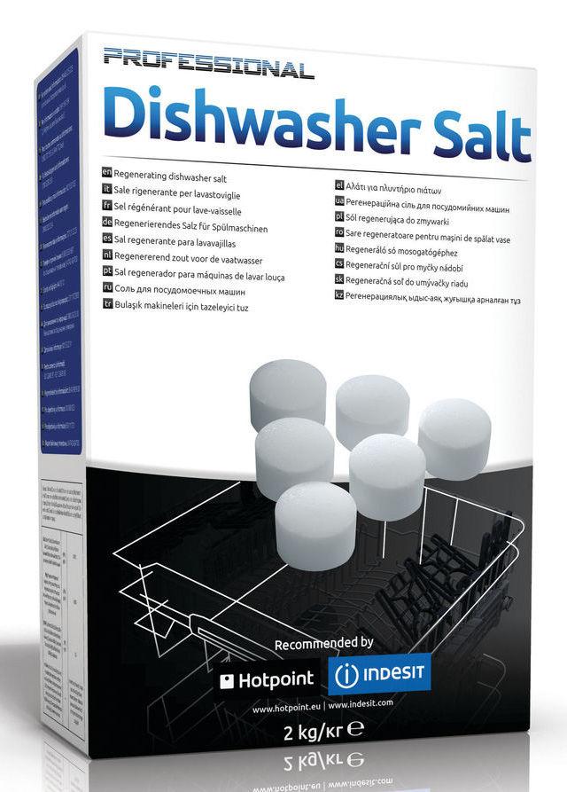 Соль ARISTON 92099,  2000г, для посудомоечных машин
