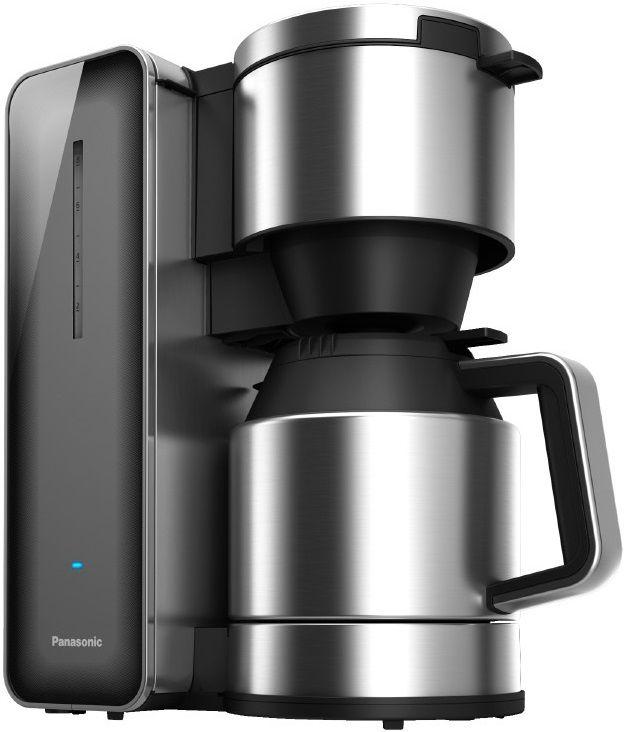 Кофеварка PANASONIC NC-ZF1HTQ,  капельная,  черный