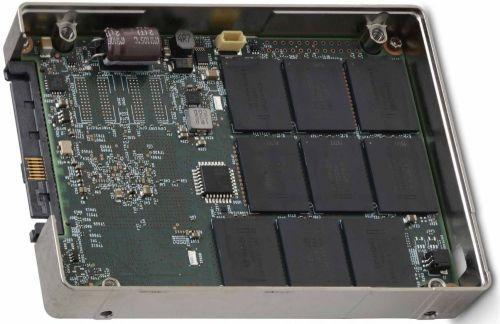 SSD накопитель HGST Ultrastar Crypto-D HUSMM1640ASS204 400Гб, 2.5