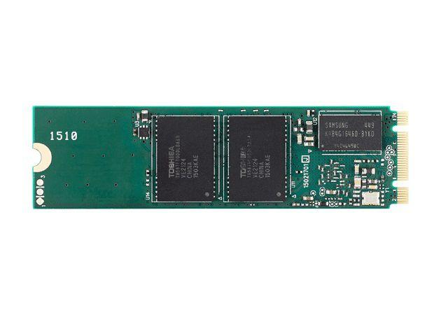 Накопитель SSD PLEXTOR M6GV PX-256M6GV 256Гб, M.2 2280, SATA III