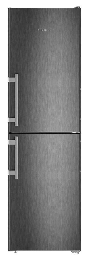 Холодильник LIEBHERR CNbs 3915,  двухкамерный, черный