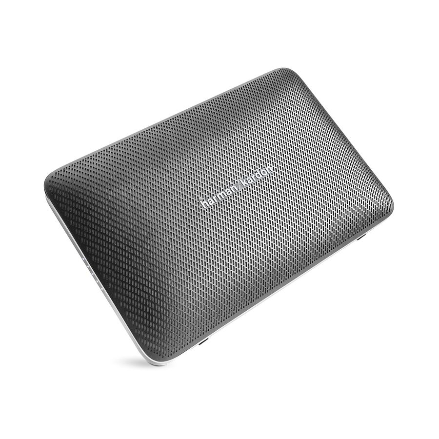 Колонка порт. Harman Kardon Esquire 2 серый 16W 2.0 BT/3.5Jack 3200mAh (HKESQUIRE2GRY)