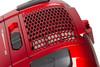 Пылесос MIDEA VCB43B1, 1600Вт, красный вид 9
