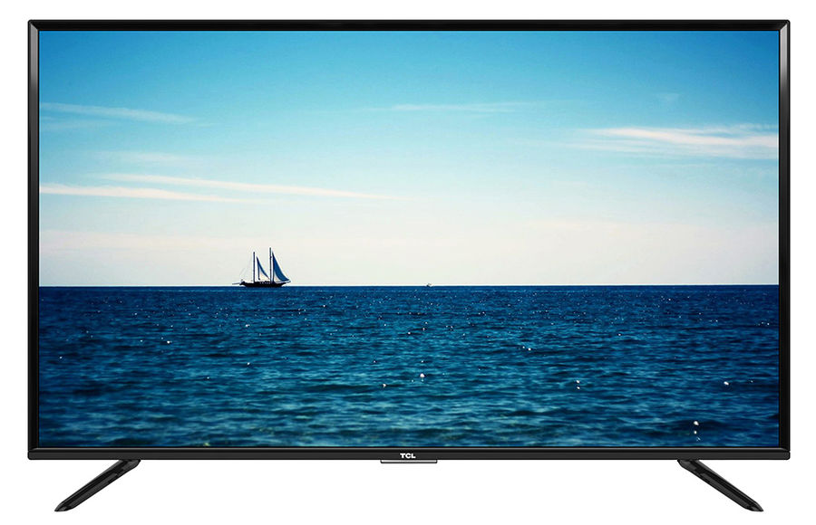 "LED телевизор TCL LED48D2710  ""R"", 48"", FULL HD (1080p),  черный"