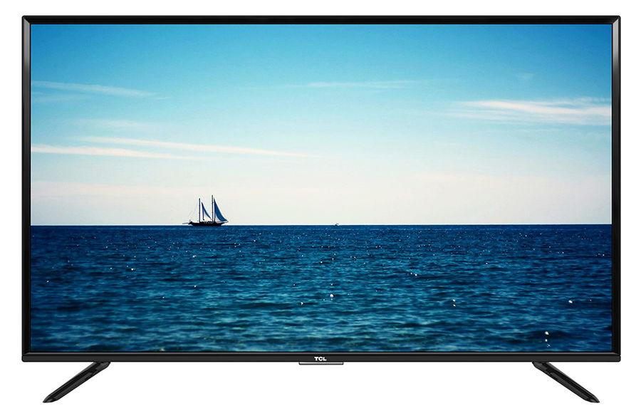 """LED телевизор TCL LED50D2710  """"R"""", 50"""", FULL HD (1080p),  черный"""