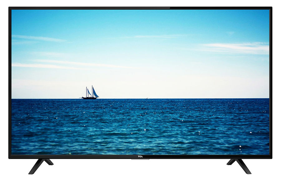 "LED телевизор TCL LED55D2730B  ""R"", 55"", FULL HD (1080p),  черный"