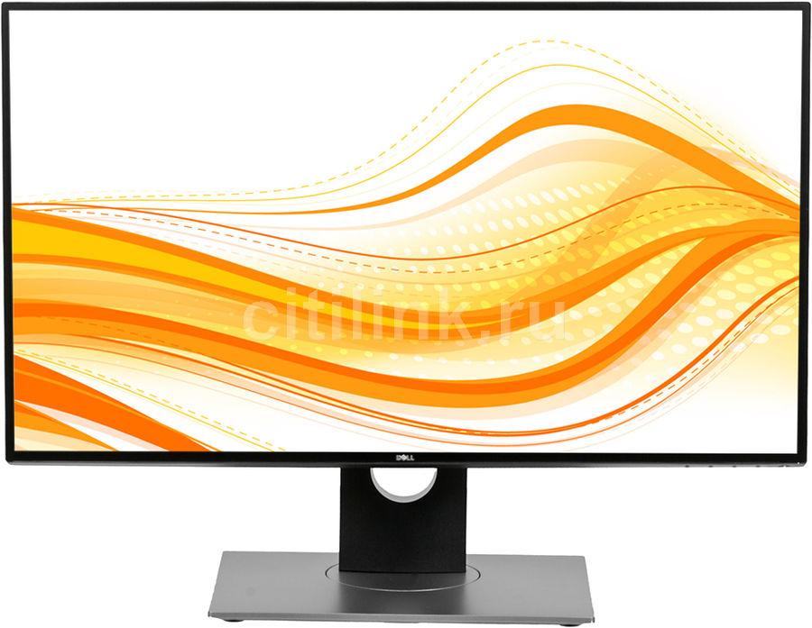 """Монитор DELL UltraSharp U2717D 27"""", черный и серый [717d-4220]"""