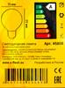 Лампа X-FLASH XF-E27-G70-P-8W-3000K-220V, 8Вт, 650lm, 50000ч,  3000К, E27,  1 шт. [45808] вид 4