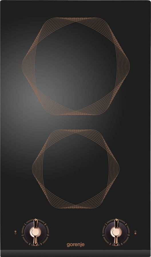 Варочная панель GORENJE Infinity EC310INB,  Hi-Light,  независимая,  черный