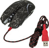 Мышь A4 Bloody N50 Neon, игровая, оптическая, проводная, USB, черный вид 3