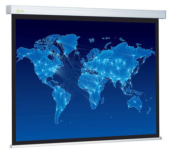 Экран CACTUS Wallscreen CS-PSW-127X127 белый