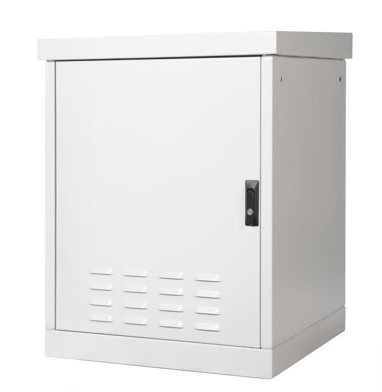 Шкаф коммутационный ЦМО (ШТВ-1-12.6.6-4ААА) 12U 640x600мм пер.дв.стал.лист задн.дв.стал.лист 2 бок.п