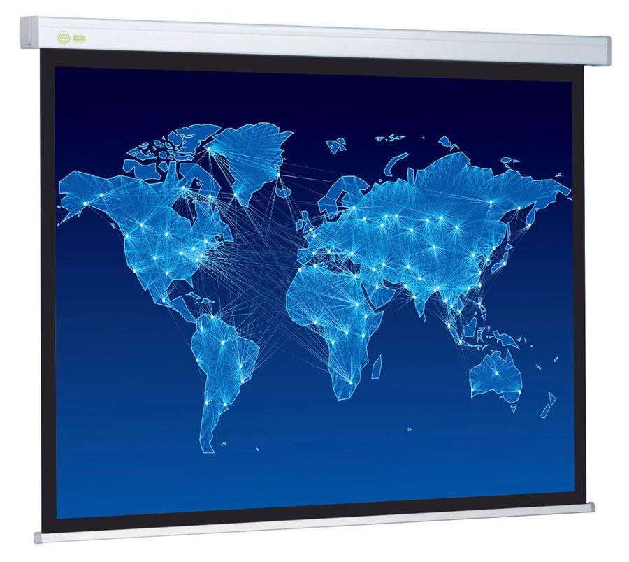 Экран Cactus 152x203см Wallscreen CS-PSW-152x203 4:3 настенно-потолочный рулонный  (мех. повреждения)