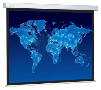 Экран CACTUS Wallscreen CS-PSW-128×170 белый