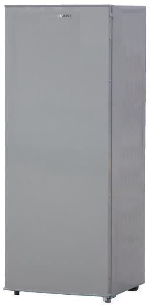 Морозильная камера SHIVAKI SFR-185S,  серебристый