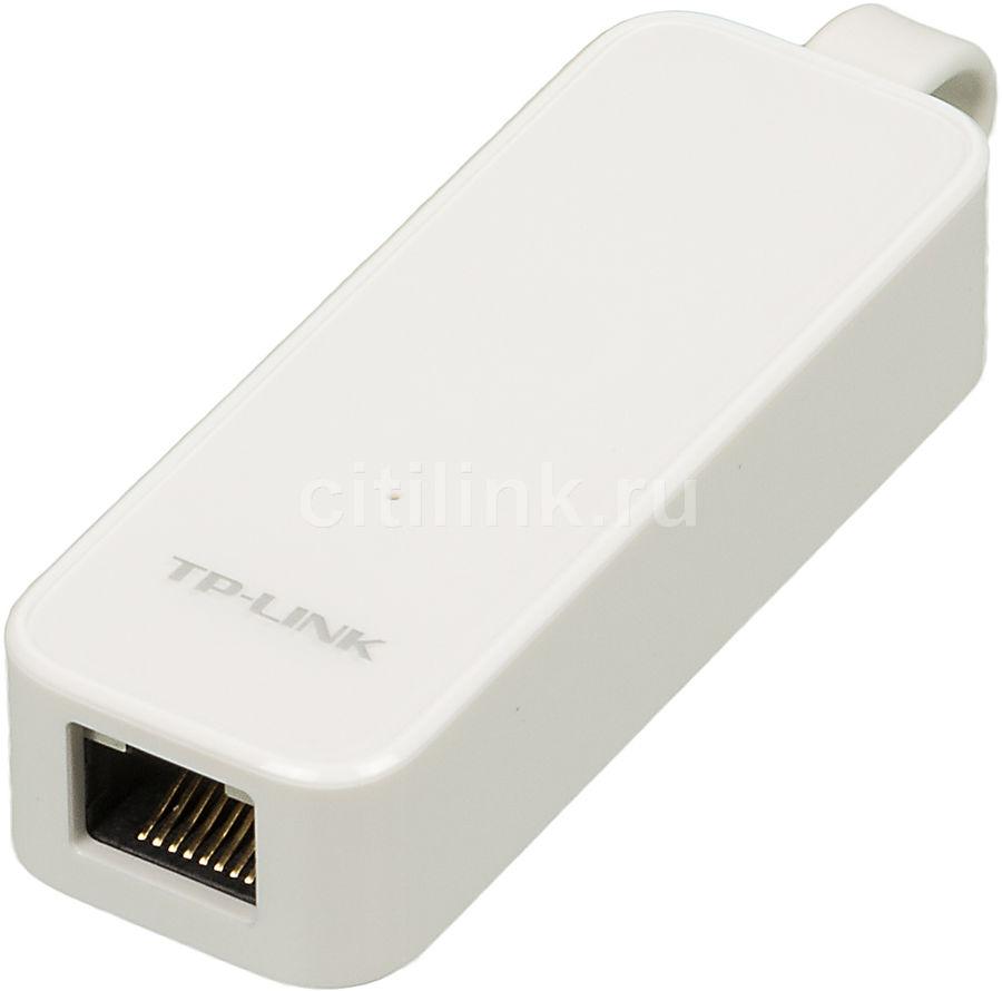 Сетевой адаптер Gigabit Ethernet TP-LINK UE300 USB 3.0
