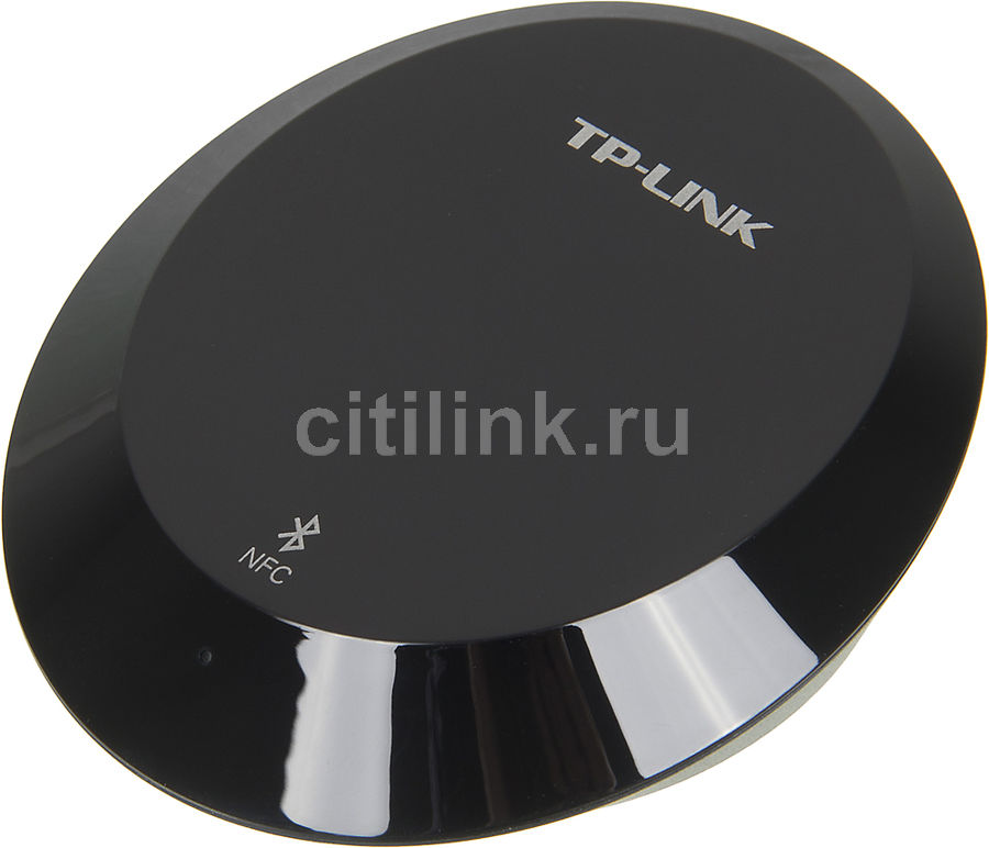 Ресивер Bluetooth TP-Link HA100 Mono BT черный