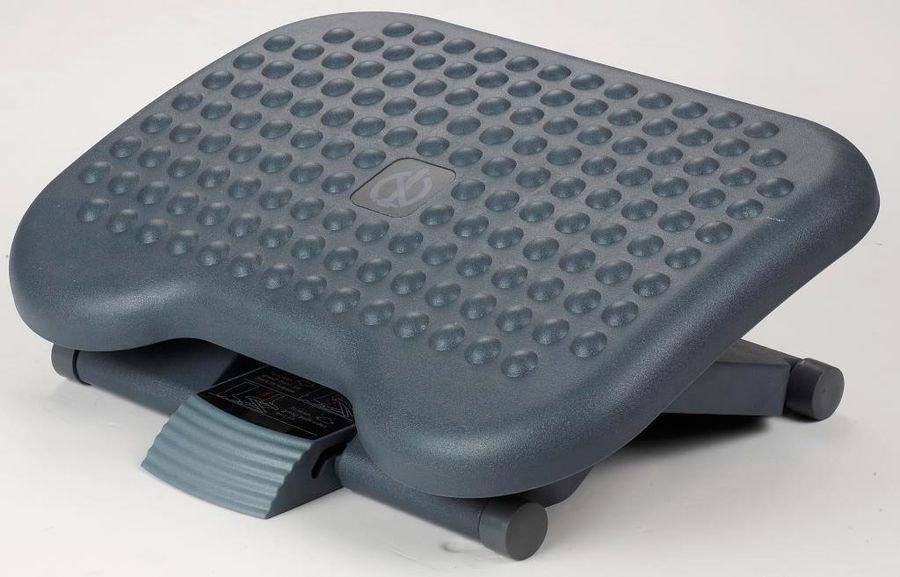 Подставка для ног БЮРОКРАТ Blake,  с рельефной поверхностью [blake (f6031)]