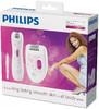 Эпилятор PHILIPS HP6549/00 белый вид 12