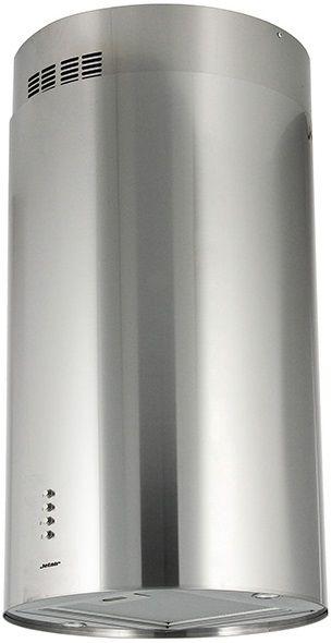 Каминная вытяжка JET AIR Pipe island IX/A/43,  1 мотор,  кнопочное,  нержавеющая сталь