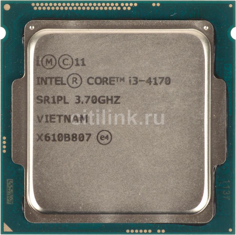 Процессор INTEL Core i3 4170, LGA 1150,  OEM
