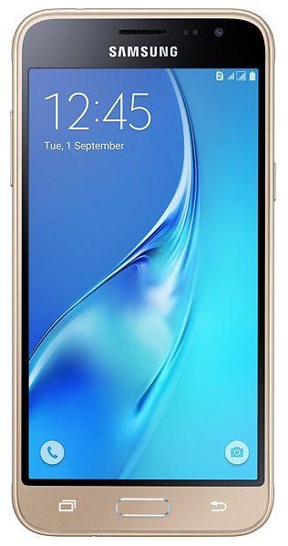 Смартфон SAMSUNG Galaxy J3 (2016) SM-J320F  золотистый