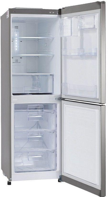 двухкамерный холодильник lg ga b389smqz
