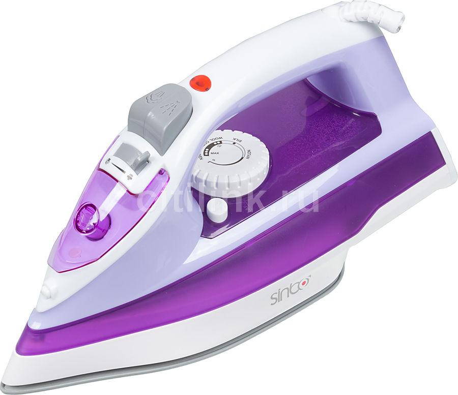 Утюг SINBO SSI 2887P,  2200Вт,  пурпурный