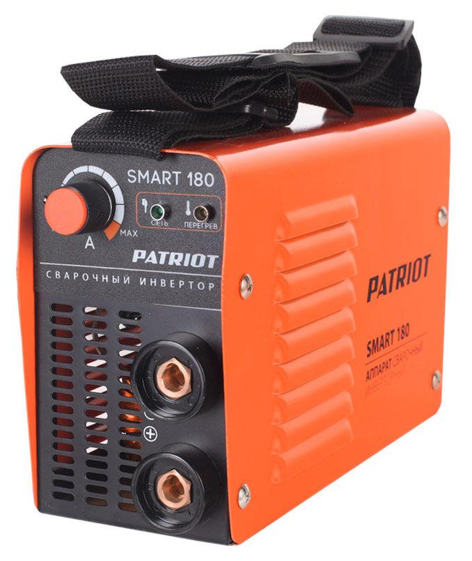 Сварочный аппарат инвертор PATRIOT SMART 180 [605301835]