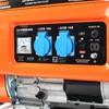 Бензиновый генератор PATRIOT SRGE 3800,  220 В,  3кВт [474103155] вид 3