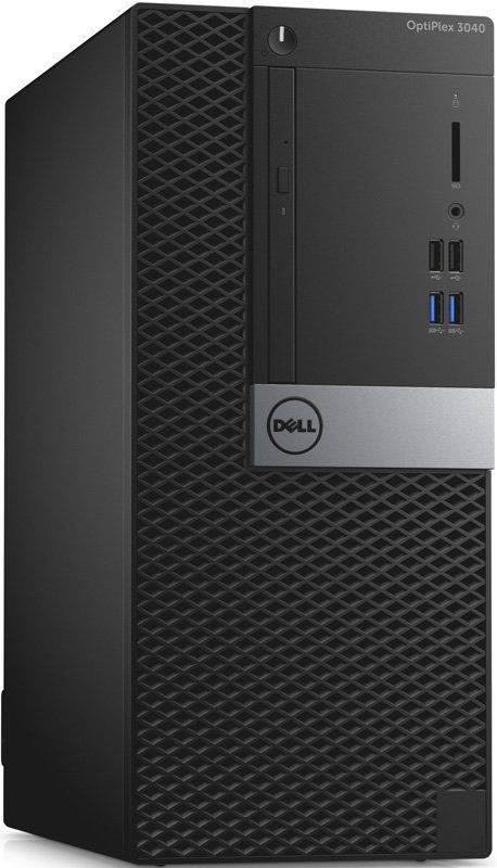 Компьютер  DELL Optiplex 3040,  Intel  Core i5  6500,  DDR3 8Гб, 1000Гб,  Intel HD Graphics 530,  DVD-RW,  Windows 7 Professional,  черный и серебристый [3040-2426]