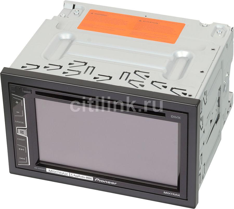 Автомагнитола PIONEER AVH-X1800DVD,  USB