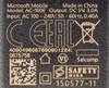 Сетевое зарядное устройство NOKIA AC-100 USB-C,  USB type-C,  3A,  черный вид 3