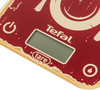 Весы кухонные TEFAL BC5104V1,  красный/рисунок вид 4