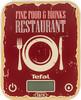 Весы кухонные TEFAL BC5104V1, красный/рисунок