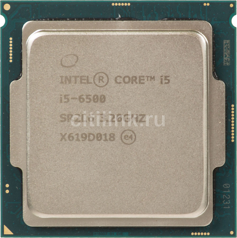 Процессор INTEL Core i5 6500, LGA 1151 OEM