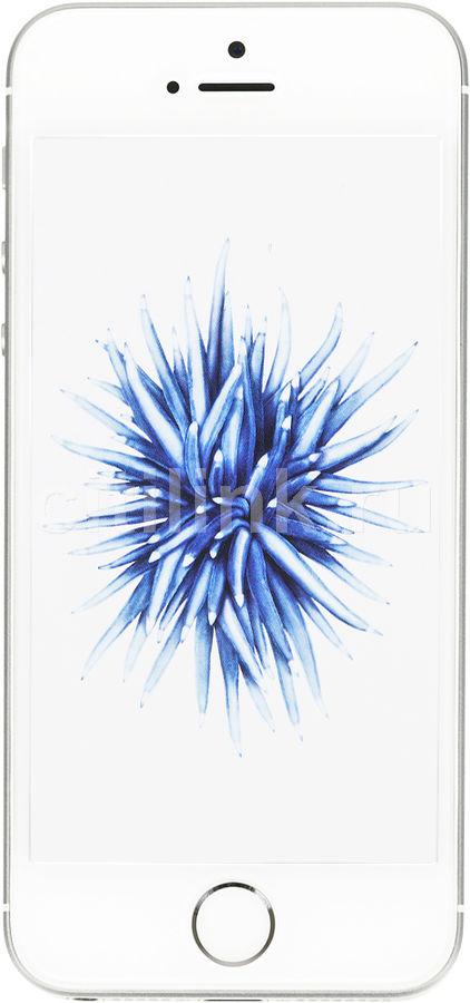 Смартфон APPLE iPhone SE MLLP2RU/A  16Gb, серебристый